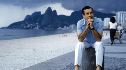 O escritor Fernando Sabino (1923-2004), em foto de Ricardo Chaves