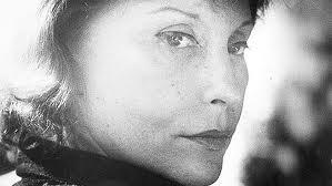 A escritora Clarice Lispector (1920-1977)