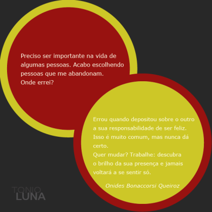 Da página Diálogos Lunáticos, de Tonio Dorrenbach Luna, no Facebook