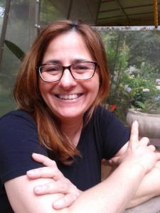 Vincenza Bonaccorsi, minha prima (Foto: arquivo pessoal)