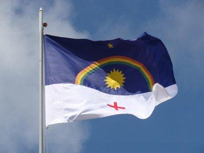 Bandeira do Estado de Pernambuco, Brasil (Foto: internet)