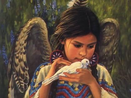 índia-anjo