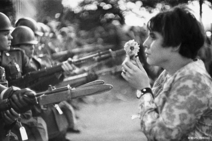 jan rose kasmir - marc riboud